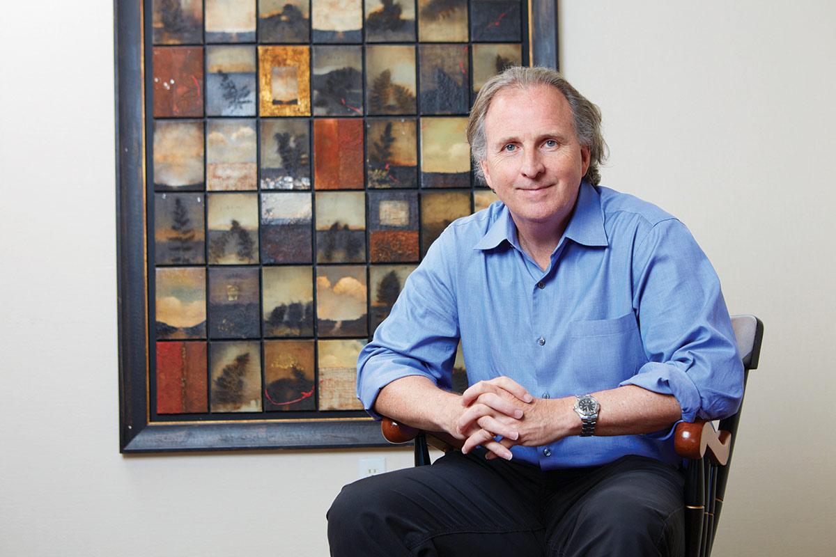 Roger Brown - President of Berklee College of Music